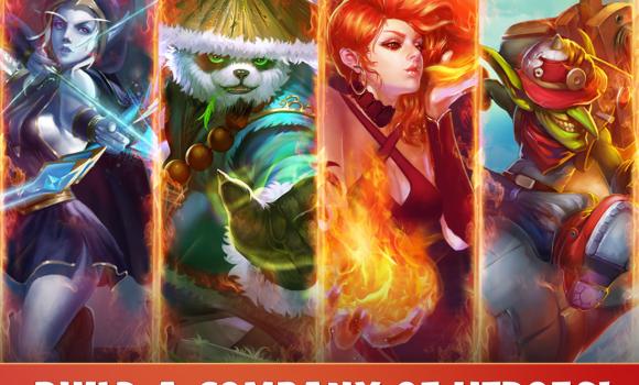 Heroes Charge Ekran Görüntüleri - 2