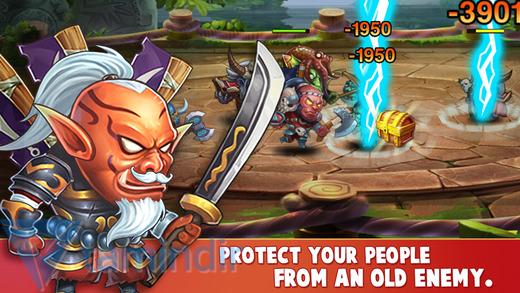 Heroes Charge Ekran Görüntüleri - 1