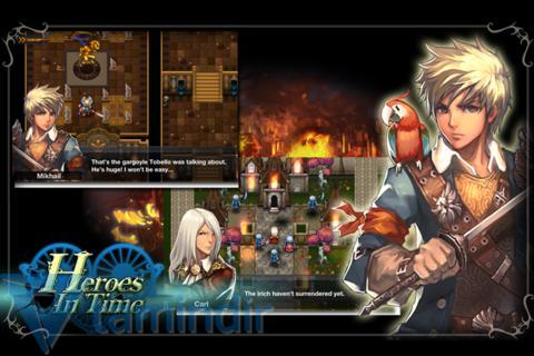 Heroes in Time Ekran Görüntüleri - 5