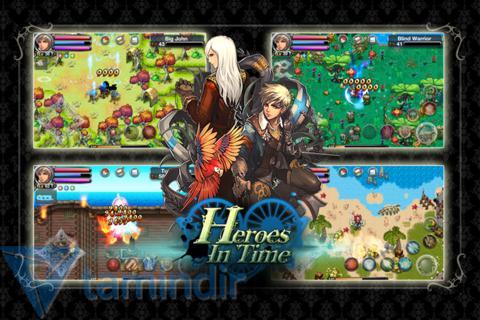Heroes in Time Ekran Görüntüleri - 1