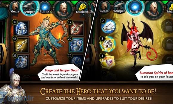 Heroes of Atlan Ekran Görüntüleri - 3