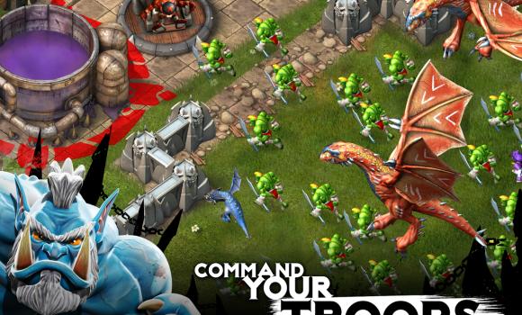 Heroes of War: Orcs vs Knights Ekran Görüntüleri - 4