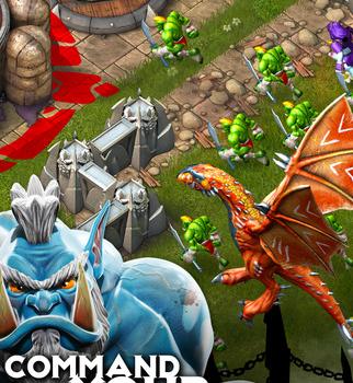 Heroes of War: Orcs vs Knights Ekran Görüntüleri - 5