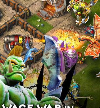 Heroes of War: Orcs vs Knights Ekran Görüntüleri - 2