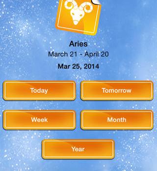 Horoscope Ekran Görüntüleri - 3