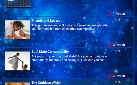 Horoscopes Ekran Görüntüleri - 3