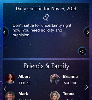 Horoscopes Ekran Görüntüleri - 2