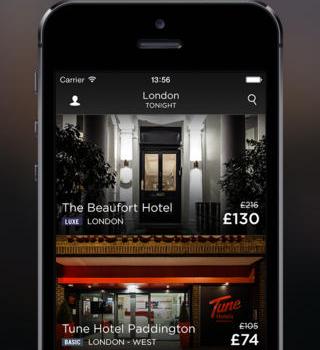 Hotel Tonight Ekran Görüntüleri - 4