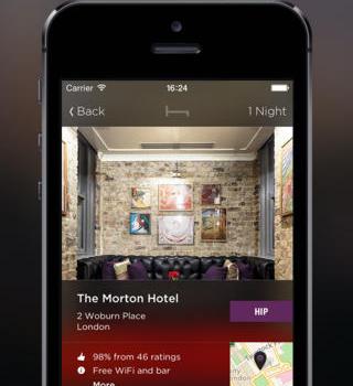 Hotel Tonight Ekran Görüntüleri - 3
