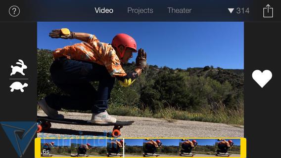 iMovie Ekran Görüntüleri - 5