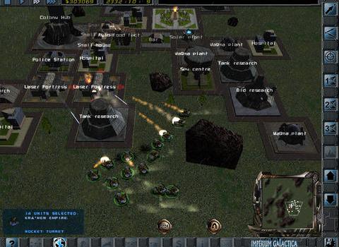 Imperium Galactica 2 Ekran Görüntüleri - 4