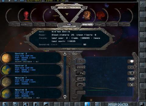 Imperium Galactica 2 Ekran Görüntüleri - 2