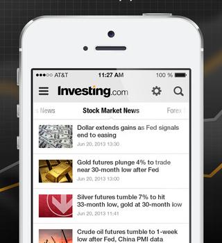 Investing.com Ekran Görüntüleri - 1