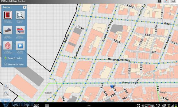 İzmir Mobil Kent Rehberi Ekran Görüntüleri - 2