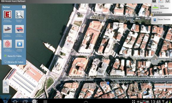 İzmir Mobil Kent Rehberi Ekran Görüntüleri - 1