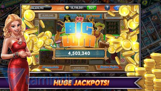 Jackpot Slots Ekran Görüntüleri - 5