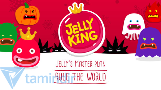 JellyKing: Rule The World Ekran Görüntüleri - 4
