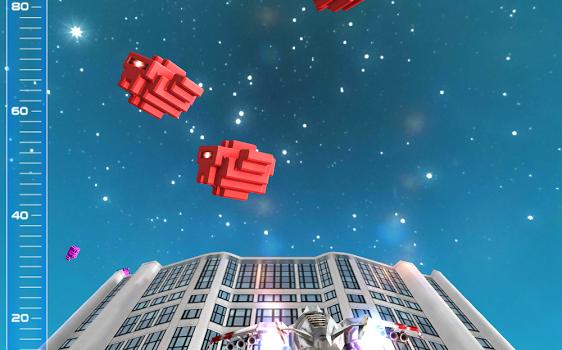 Jet Run: City Defender Ekran Görüntüleri - 2