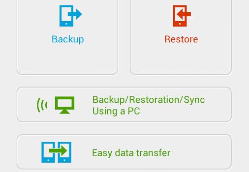 JS Backup Ekran Görüntüleri - 5