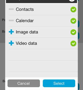 JS Backup Ekran Görüntüleri - 3