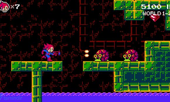 Jump'N'Shoot Attack Ekran Görüntüleri - 4