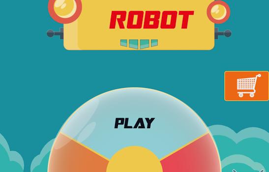 Jumpy Robot Ekran Görüntüleri - 3