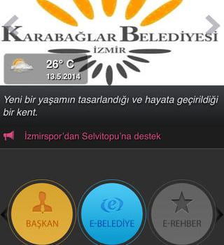 Karabağlar Belediyesi Ekran Görüntüleri - 4