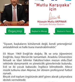 Karşıyaka Belediyesi Ekran Görüntüleri - 3