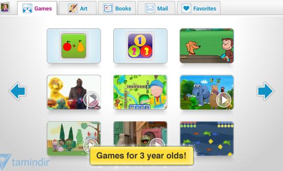 Kid Mode Ekran Görüntüleri - 4