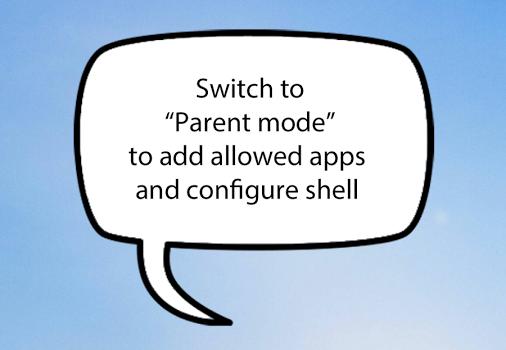Kid's Shell Ekran Görüntüleri - 1