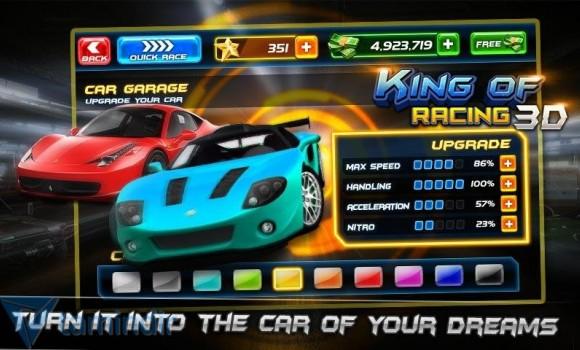 King of Racing Ekran Görüntüleri - 3