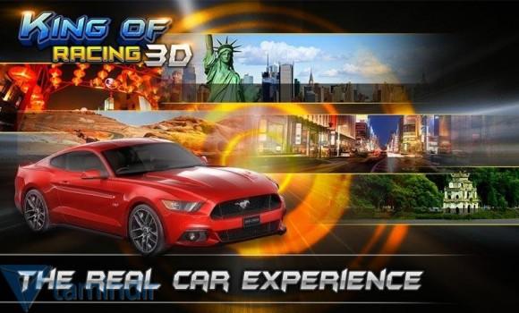 King of Racing Ekran Görüntüleri - 1