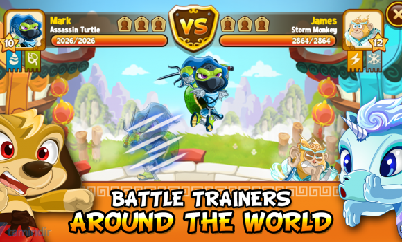 Kung Fu Pets Ekran Görüntüleri - 2