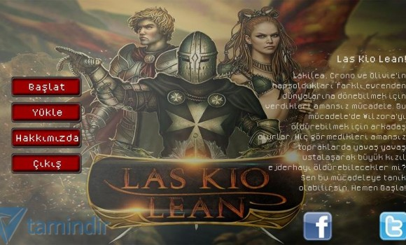 Las Kio Lean Ekran Görüntüleri - 1