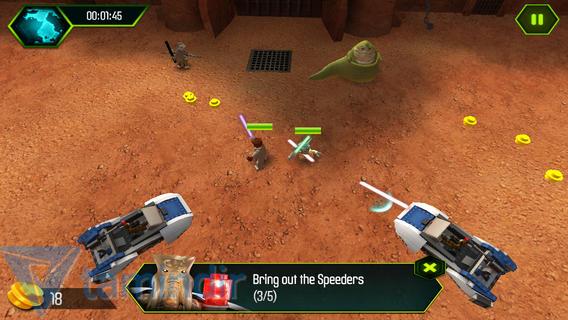 LEGO Star Wars Ekran Görüntüleri - 4