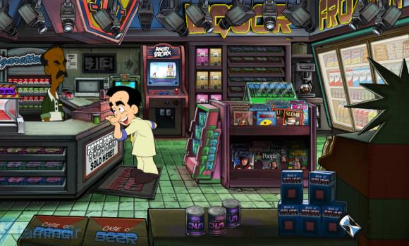 Leisure Suit Larry: Reloaded Ekran Görüntüleri - 3