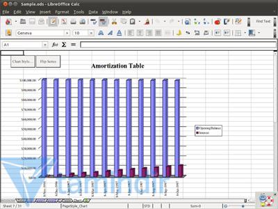 LibreOffice Ekran Görüntüleri - 3