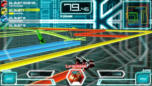 LightBike 2 Ekran Görüntüleri - 3