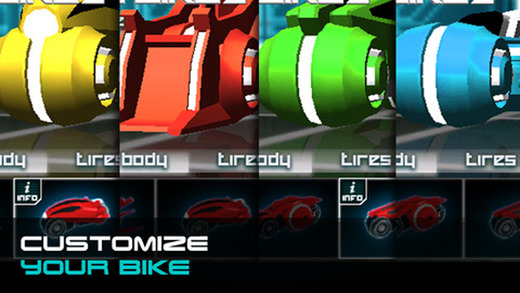 LightBike 2 Ekran Görüntüleri - 1