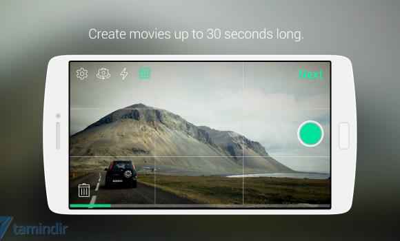 LINE SnapMovie Ekran Görüntüleri - 4