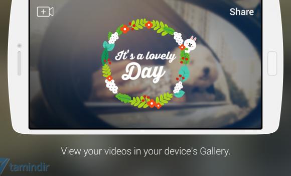 LINE SnapMovie Ekran Görüntüleri - 1