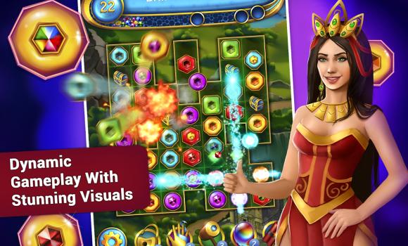 Lost Jewels - Match 3 Puzzle Ekran Görüntüleri - 4