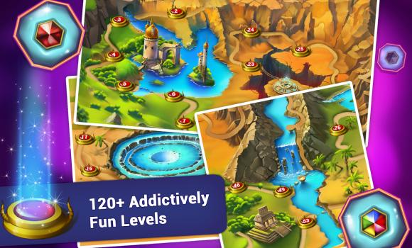 Lost Jewels - Match 3 Puzzle Ekran Görüntüleri - 3