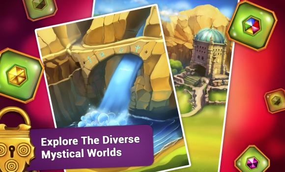 Lost Jewels - Match 3 Puzzle Ekran Görüntüleri - 1