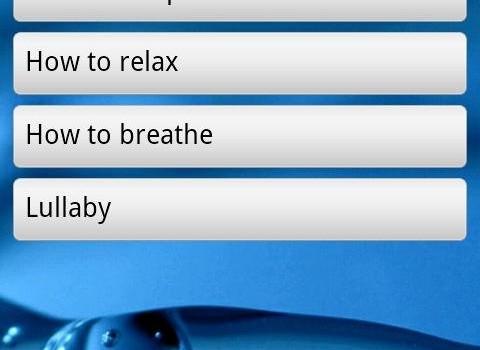 Lullabies Ekran Görüntüleri - 1