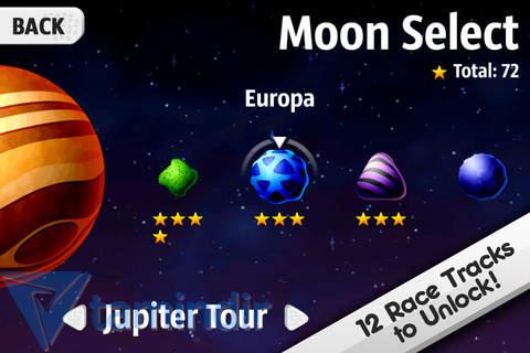 Lunar Racer Ekran Görüntüleri - 2