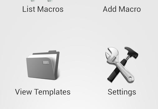 MacroDroid Ekran Görüntüleri - 5