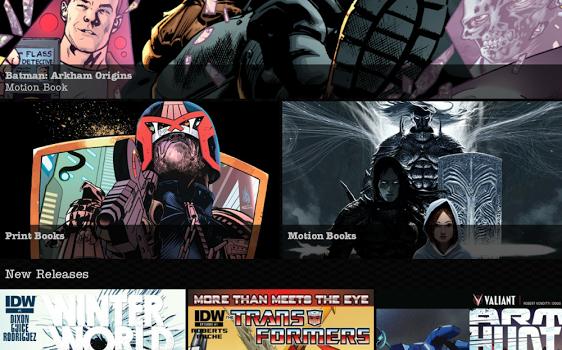 Madefire Comics & Motion Books Ekran Görüntüleri - 2