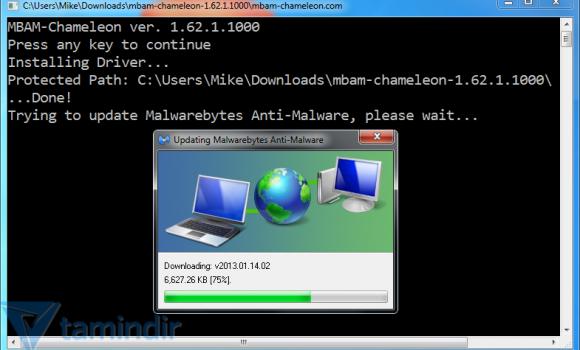 Malwarebytes Chameleon Ekran Görüntüleri - 2