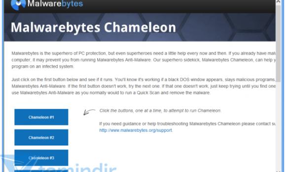 Malwarebytes Chameleon Ekran Görüntüleri - 1